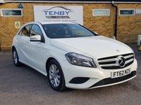 2013 MERCEDES-BENZ A CLASS 1.8 A180 CDI BLUEEFFICIENCY SE 5d AUTO 109 BHP £9484.00