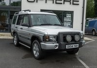 USED 2004 54 LAND ROVER DISCOVERY 4.0 V8I PREMIUM ES 5d 183 BHP