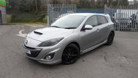 USED 2012 61 MAZDA 3 2.3 MPS 5d 260 BHP IMMACULATE CONDITION