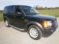 2006 LAND ROVER DISCOVERY 2.7 3 TDV6 SE 5d AUTO 188 BHP £9995.00
