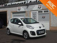 USED 2014 63 CITROEN C1 1.0 EDITION 3d 67 BHP 2 Service stamps , Alloys ,Aux