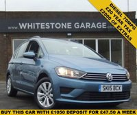 USED 2015 15 VOLKSWAGEN GOLF SV 1.6 SE TDI DSG 5d AUTO 108 BHP AUTOMATIC, £20 YEAR TAX, FSH, OVER £2000 OF EXTRAS.