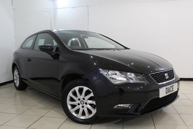 View our 2014 14 SEAT LEON 1.4 TSI SE 3DR 140 BHP