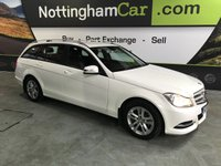 USED 2013 13 MERCEDES-BENZ C CLASS 2.1 C200 CDI BLUEEFFICIENCY EXECUTIVE SE 5d AUTO 135 BHP