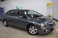 2009 HONDA CIVIC 1.3 IMA ES 4d AUTO 115 BHP £3695.00