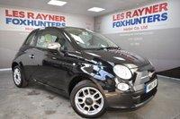 2010 FIAT 500 1.2 POP 3d 69 BHP £3499.00
