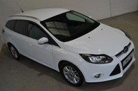 2012 FORD FOCUS 1.6 ZETEC TDCI 5d 113 BHP £6250.00
