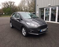USED 2017 17 FORD FIESTA 1.0 ZETEC NAVIGATOR ECOBOOST (100ps) THIS VEHICLE IS AT SITE 2 - TO VIEW CALL US ON 01903 323333