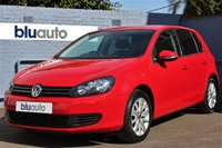 2011 VOLKSWAGEN GOLF 1.6 TDI MATCH 5d  £8930.00