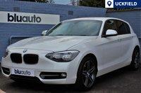 2014 BMW 116 i SPORT 5d  £SOLD