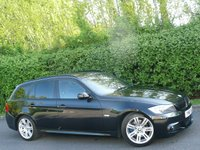 USED 2011 61 BMW 3 SERIES 2.0 318D M SPORT TOURING 5d AUTO 141 BHP