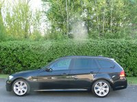 USED 2011 61 BMW 3 SERIES 2.0 318D M SPORT TOURING 5d AUTO 141 BHP