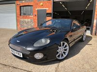 2003 ASTON MARTIN DB7 5.9 VANTAGE 2d AUTO 420 BHP KESWICK LTD ETD 1 OF 10 EVER BUILT £32995.00