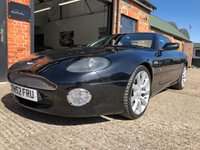 USED 2003 52 ASTON MARTIN DB7 5.9 VANTAGE 2d AUTO 420 BHP KESWICK LTD ETD 1 OF 10 EVER BUILT