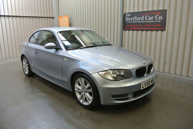 2008 58 BMW 1 SERIES 2.0 120D SE 2d 175 BHP
