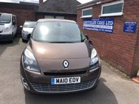 2010 RENAULT GRAND SCENIC 1.5 PRIVILEGE TOMTOM DCI 5d 105 BHP £4890.00