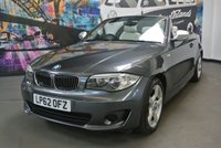 USED 2013 BMW 1 SERIES 120D EXCLUSIVE EDITION