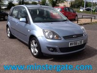 2006 FORD FIESTA 1.4 FREEDOM 16V 5d 78 BHP * FORD SERVICE HISTORY * £1990.00