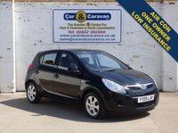 USED 2009 09 HYUNDAI I20 1.4 COMFORT 5d 99 BHP One Owner AirCon Low Insurance 0% Deposit Finance Available