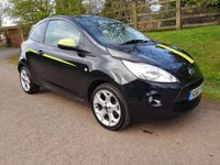 2010 FORD KA 1.2 DIGITAL 3d 69 BHP £SOLD