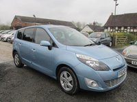 USED 2011 61 RENAULT GRAND SCENIC 1.5 DYNAMIQUE TOMTOM DCI 5DR  SAT NAV SERVICE HISTORY