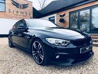 2016 BMW 4 SERIES 2.0 420D XDRIVE M SPORT 2d AUTO 188 BHP £22490.00