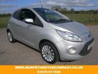 USED 2010 10 FORD KA 1.2 ZETEC 3d 69 BHP **GREAT FIRST CAR**