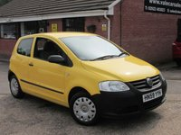 2009 VOLKSWAGEN FOX 1.2 3dr ++LOW MILEAGE++ £2490.00