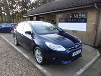 USED 2012 61 FORD FOCUS 1.6 EDGE 5d 104 BHP ## ONLY 24,000 MILES ## FULL SERVICE HISTORY ##