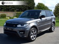 USED 2014 64 LAND ROVER RANGE ROVER SPORT 3.0 HYBRID DIESEL AUTOBIOGRAPHY DYNAMIC 7S 5d AUTO 292 BHP 7 SEATER TOTAL SPEC