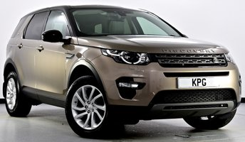 2015 LAND ROVER DISCOVERY SPORT 2.2 SD4 SE Tech 4X4 5dr [7 Seats] £23995.00