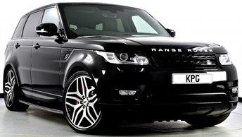 2013 LAND ROVER RANGE ROVER SPORT 3.0 SD V6 HSE Dynamic 4X4 (s/s) 5dr £43995.00