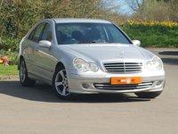 2004 MERCEDES-BENZ C CLASS 2.7 C270 CDI AVANTGARDE SE 4dr AUTO  £1790.00