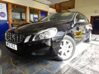 USED 2012 12 VOLVO V60 1.6 DRIVE ES S/S 5d 113 BHP