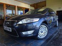USED 2009 59 FORD MONDEO 2.0 GHIA TDCI 5d 140 BHP
