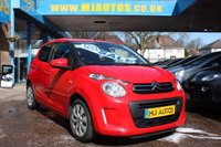 2015 CITROEN C1 1.0 FEEL 5dr 68 BHP £5595.00