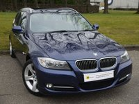 2010 BMW 3 SERIES 2.0 320I EXCLUSIVE EDITION TOURING 5d AUTO 168 BHP £8495.00