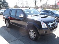 USED 2011 11 ISUZU RODEO 2.5 TD RODEO DENVER DCB 4d 135 BHP A VERY WELL MAINTAINED 4X4 DIESEL TRUCK, DRIVES SUPERBLY, READY FOR WORK, NO VAT !!!!!!