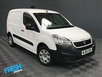 USED 2015 65 PEUGEOT PARTNER 1.6 HDI PROFESSIONAL 625 Panel Van * 0% Deposit Finance Available