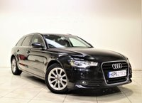 USED 2012 62 AUDI A6 2.0 AVANT TDI SE 5d 175 BHP + 1 PREV OWNER +  SERVICE HISTORY