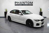 2013 BMW 3 SERIES 3.0 330D M SPORT 4d 255 BHP £18990.00