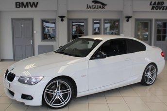 2012 BMW 3 SERIES 2.0 318I SPORT PLUS EDITION 2d 141 BHP £12470.00