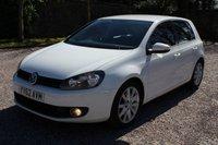 2012 VOLKSWAGEN GOLF 2.0 GT TDI 5d 138 BHP £8290.00