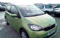 2013 SKODA CITIGO 1.0 ELEGANCE 5d AUTO 74 BHP £6500.00
