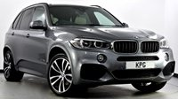USED 2015 15 BMW X5 3.0 30d M Sport xDrive (s/s) 5dr Auto Pan Roof, Reverse Cam, Media +