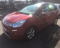 USED 2014 14 CITROEN C3 1.6 E-HDI AIRDREAM EXCLUSIVE 5d 91 BHP ONE OWNER, FULL SERVICE HISTORY