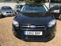 2012 FORD FOCUS 1.6 TITANIUM 5d 124 BHP £7250.00