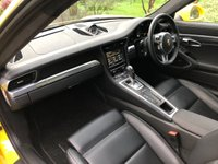 USED 2013 13 PORSCHE 911 3.8 CARRERA 4S PDK 2d 400 BHP