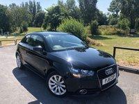 2011 AUDI A1 1.4 TFSI SPORT 3d 122 BHP £6550.00