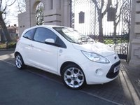 2011 FORD KA 1.2 TATTOO 3d 69 BHP £5695.00